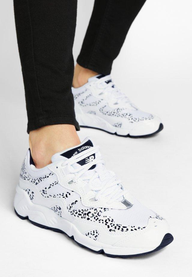 Sneakersy niskie - white/black