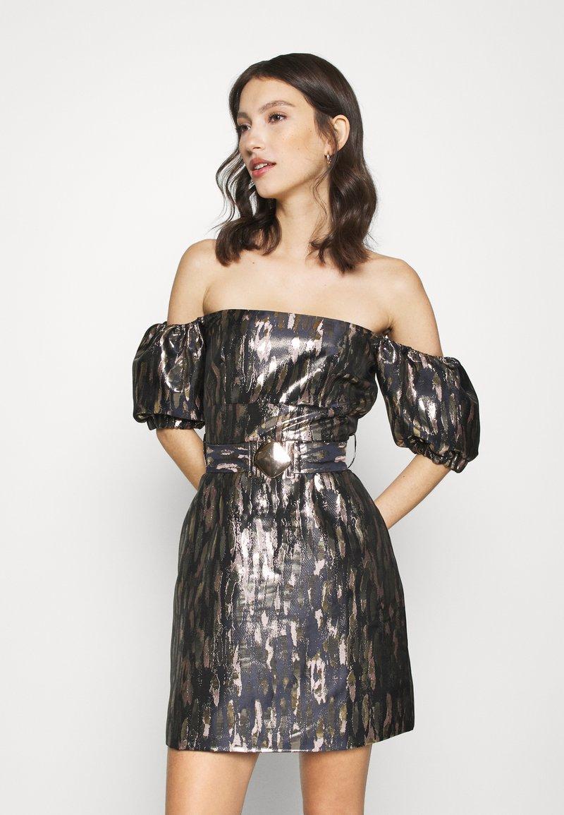 Fashion Union - ROYAL - Cocktail dress / Party dress - gold