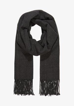 ONLANNALI SCARF  - Sjaal - dark grey melange