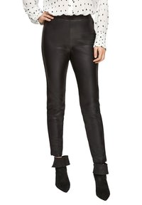 s.Oliver BLACK LABEL - Leggings - Trousers - black - 3