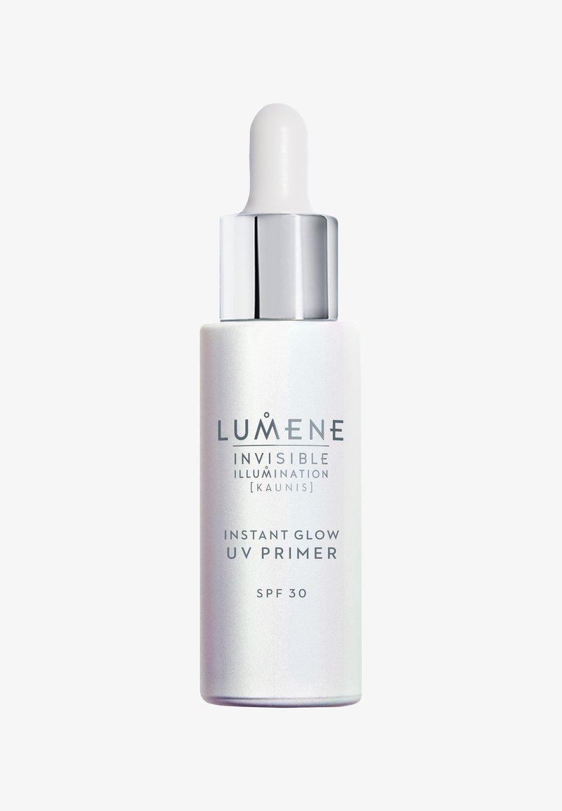 Lumene - INSTANT GLOW UV PRIMER SPF 30 - Primer - -