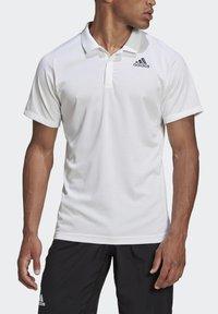 adidas Performance - FREELIFT TENNIS POLO SHIRT HEAT.RDY - Polo shirt - white - 4
