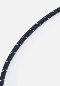 Miansai - NEXUS ROPE BRACELET - Bracciale - navy/gold-coloured - 2