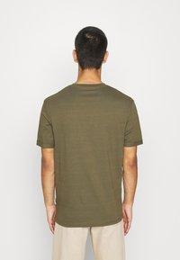 YOURTURN - Print T-shirt - olive - 2