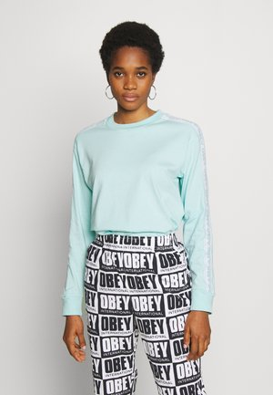SONIC CREW - Camiseta de manga larga - sky high