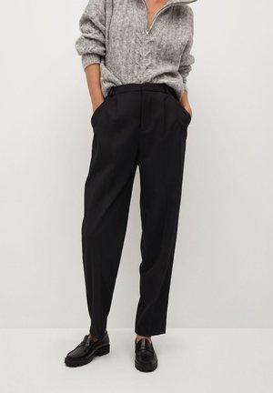 NAPOLIS - Trousers - noir