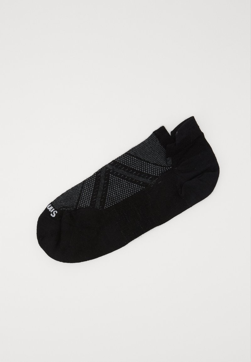 Smartwool - PHD RUN MICRO BLACK - Sportssokker - black