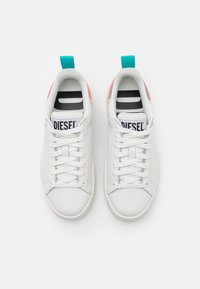 Diesel - S-CLEVER LOW LACE W - Trainers - white - 5