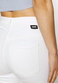 Dr.Denim - MOXY - Jeans Skinny Fit - off white - 3