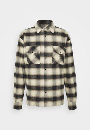 CREED - Camisa - beige/black