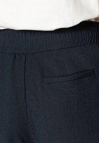 Opus - MAHILA - Trousers - mystic blue - 4
