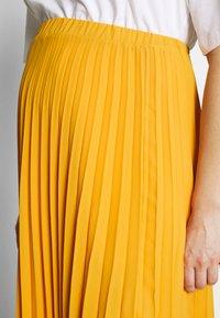 Pomkin - CHARLOTTE - Áčková sukně - jaune / yellow gold - 4