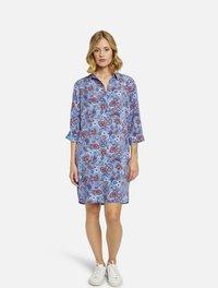 Smith&Soul - Shirt dress - ocean print - 0