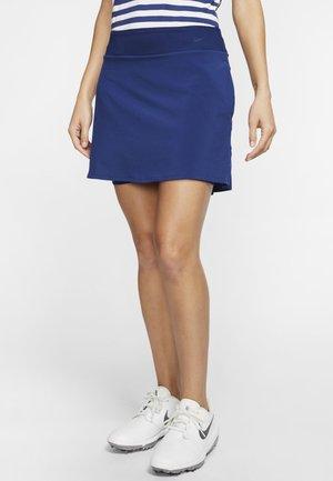 FLEX FAREWAY SKIRT - Sports skirt - blue void/blue void