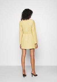 4th & Reckless - BLAZER DRESS - Shirt dress - pistachio - 2