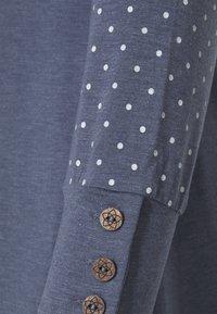 Ragwear Plus - MALITA PLUS - Topper langermet - blue - 2