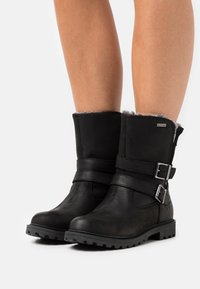 Barbour - SYCAMORE - Classic ankle boots - black - 0