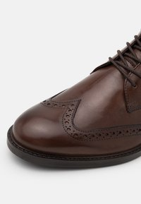 Zign - Lace-up ankle boots - brown - 5