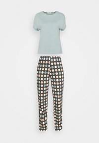 Marks & Spencer London - SPOT  - Pyjamas - aqua mix - 4