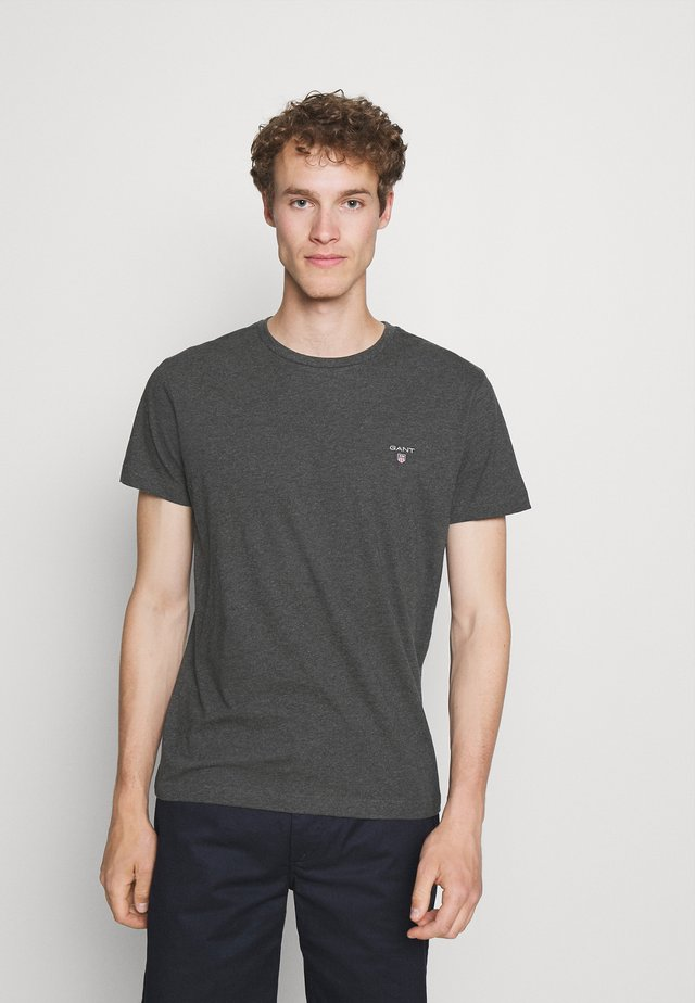 ORIGINAL - T-paita - antracite melange