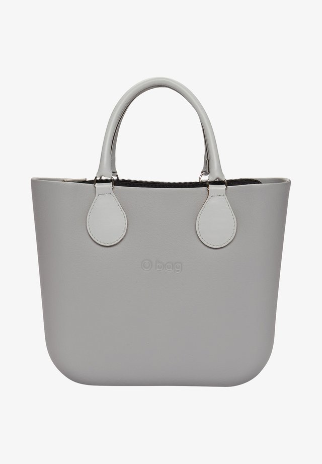 Tote bag - mottled grey