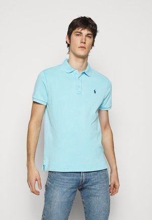 SPA TERRY - Poloshirt - french turquoise