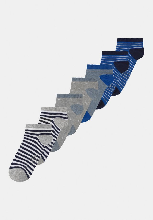 ONLINE JUNIOR PATTERNED 7 PACK - Socks - olympian blue