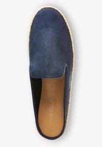 Next - Mules - dark blue - 3