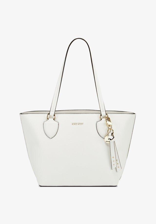 PAYTON - Shopping bag - optic white