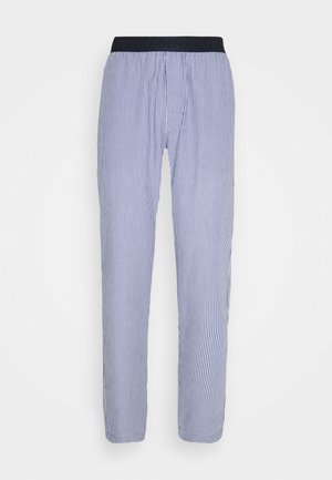 OF DENMARK SEERSUCKER PANT - Pyžamový spodní díl - light blue