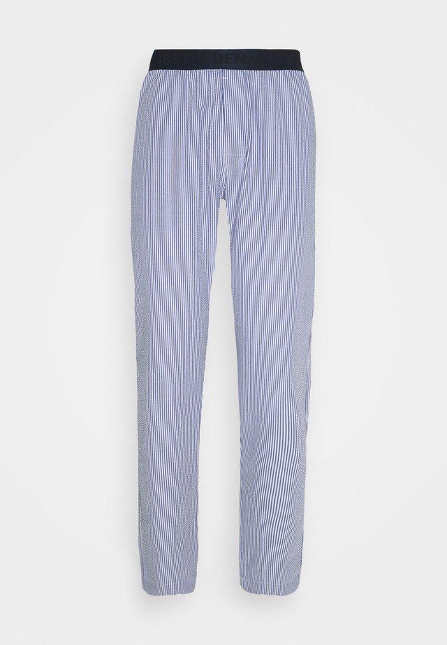 OF DENMARK SEERSUCKER PANT - Pyjama bottoms - light blue
