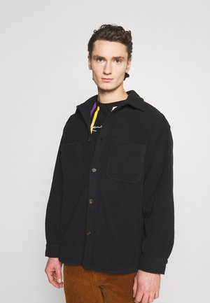 WORK OVERSHIRT - Shirt - black