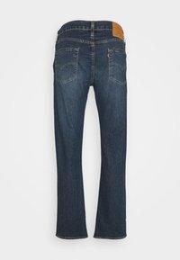 Levi's® - 502™ REGULAR TAPER - Jeans Tapered Fit - dark indigo/worn in - 7