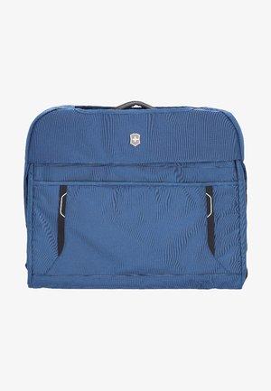 Suit bag - blue