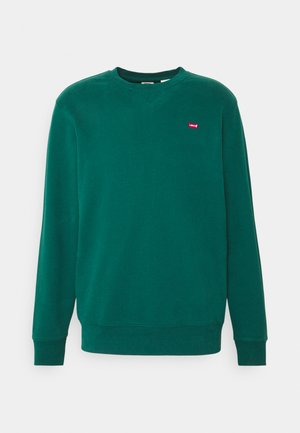 NEW ORIGINAL CREW UNISEX - Sweatshirt - greens