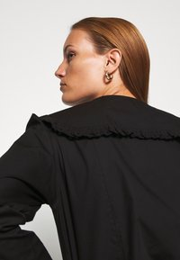 ARKET - BLOUSE - Blouse - black dark - 5