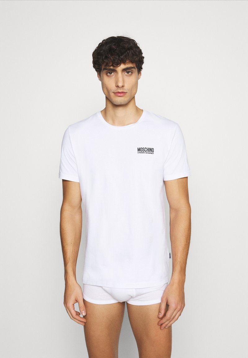 Moschino Underwear - Pyjama top - white