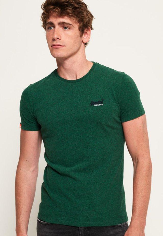 ORANGE LABEL - T-shirt basique - olive