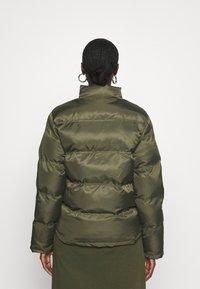 Casa Amuk - PUFFER JACKET - Winter jacket - olive - 2