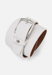 Tommy Hilfiger - DENTON - Belt - white - 2