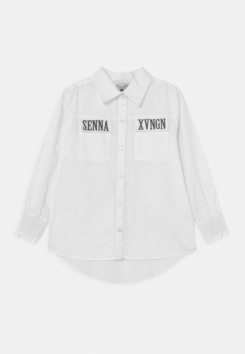 Vingino - LENNA - Button-down blouse - real white