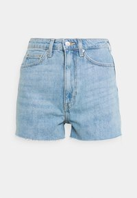 ROWE - Jeansshorts - blue moise