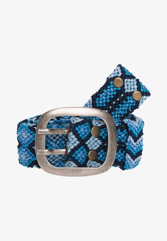 ADRIANA  - Belt - blue