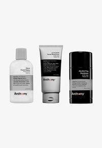 Anthony - ANTHONY BASICS KIT - Skincare set - - - 0