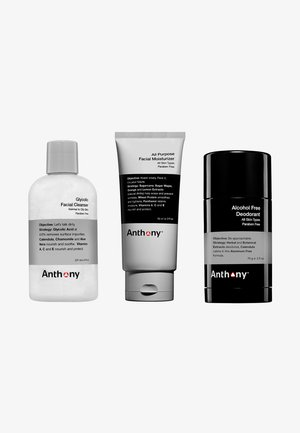 ANTHONY BASICS KIT - Kit skincare - -