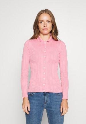 SIYAH - Cardigan - candy pink