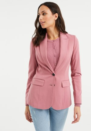 REGULAR FIT - Blazer - old rose