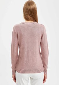 DeFacto - Pullover - pink - 1