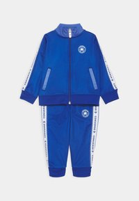 Converse - CHUCK TRICOT SET - Zip-up hoodie - blue - 0