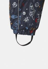 CMP - DETACHABLE HOOD - Snowsuit - blue/azzurro/nugget/red - 5